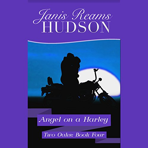 Angel on a Harley audiobook cover art