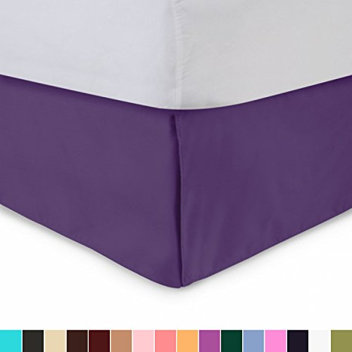 Shop Bedding Harmony Lane Tailored Bedskirt - 14 inch Drop,...