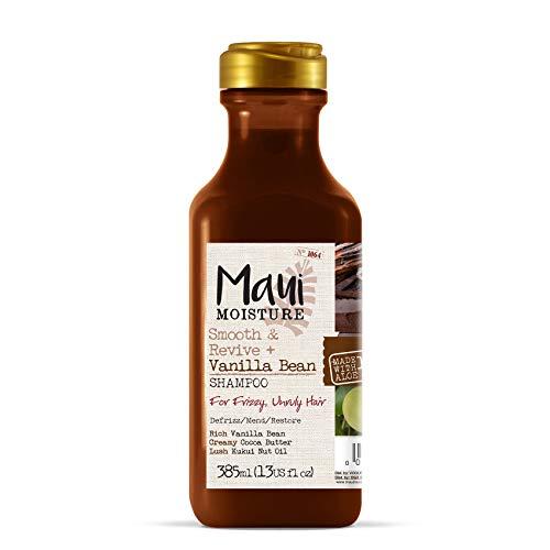 Maui Moisture Vanilla Bean Shampoo, 385 ml
