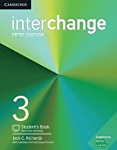 Interchange Level 3 Student's Book with Online Self-Study