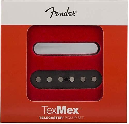 Fender - Juego de pastillas Tex Mex Tele Pickups