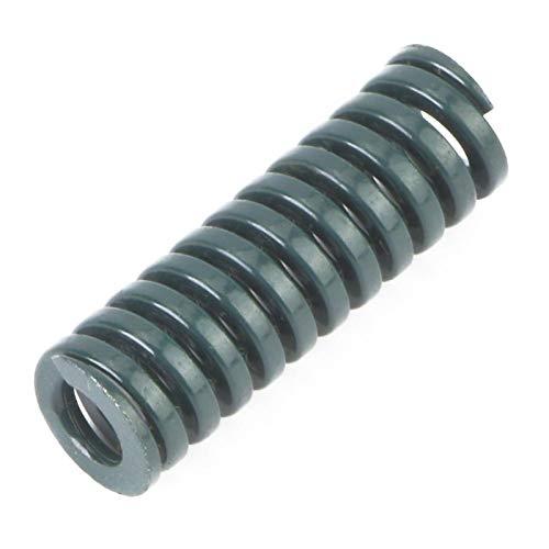 Molde de buena elasticidad, resorte, resorte de alambre plano verde, 2 uds.(TH10*30mm)