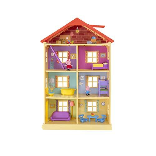 Peppa Putz PEP0757 - Set da gioco Peppa's con 2 personaggi esclusivi: Peppa e Sorsch con accessori per bambini a partire dai 2 anni