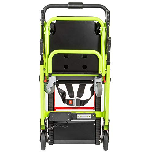 SHIJING Elektro-Rollstuhl für Treppensteigen, Stairlift Stuhl, Treppenlifte für Narrow Stairs, Lehrstuhl für Treppensteigen