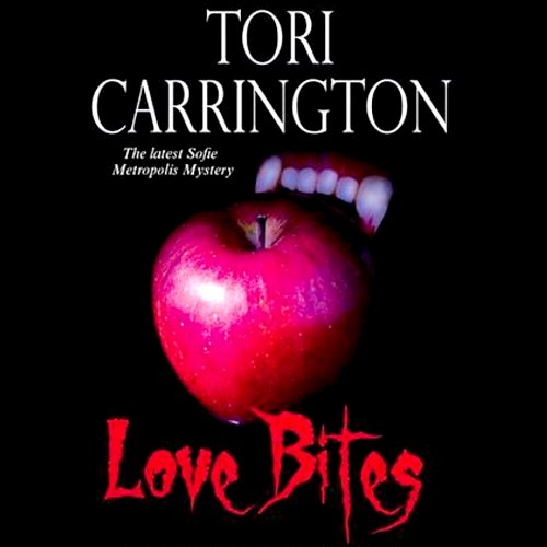Love Bites audiobook cover art