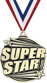 Crown Awards Super Star Medals - 2