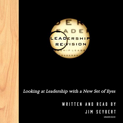 Leadership Re:Vision audiobook cover art