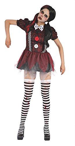 Bristol Novelty AF036 Costume da bambola Insanguinata