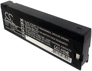 2300mAh Battery for Nihon Kohden Cardiofax 8830A, ECG-9020 cardiofax GEM, ECG-9130 cardiofax Q, ECG-9130K