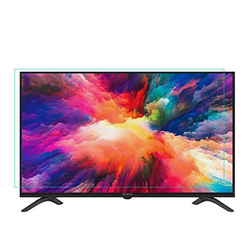 ASPZQ Filtro Antideslumbrante Protector de Pantalla TV Anti Luz Azul Protección UV400, Instalación Sin Burbujas, Personalización de Soporte (Color : HD Version, Size : 47 Inch 1044 * 590mm)