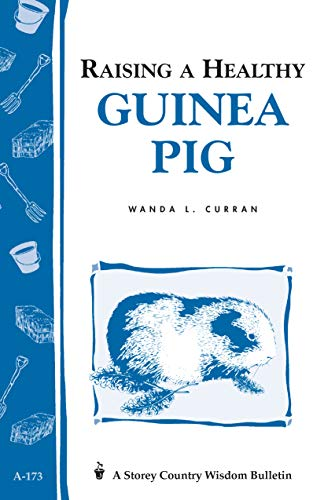Raising a Healthy Guinea Pig: Storey's Country Wisdom Bulletin A-173 (Storey Country Wisdom Bulletin) (English Edition)