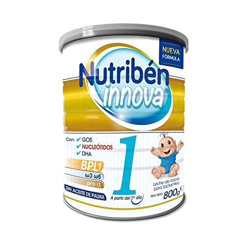 Nutribén - Leche para Lactantes Innova 1 desde el primer d