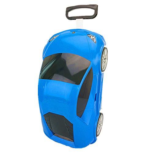 SONGXZ Koffer Kindermotorrad Box 2-In-1-Box ErmöGlicht Es MäNnern Und Frauen Kinderwagen Zu Fahren Und Sich Zu Setzen