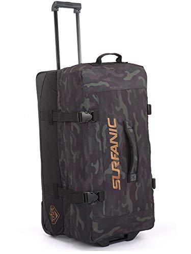 Surfanic Luggage Maxim Roller Bag (100 Litres, Delta Camo)