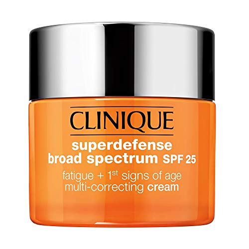 Clinique Superdefense SPF 25 Fatigue 1st Signs of Age Hauttyp 3/4 Feuchtigkeitspflege, 50 ml