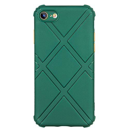 TPU-Schutzhülle für iPhone 7 / iPhone 8 / iPhone SE 2020, Grün