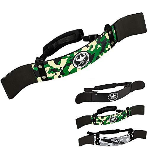 Geez Arm Blaster für max. Isolation I Biceps Isolator Bizepstrainer Bizeps Voluminizer Bizepstrainer