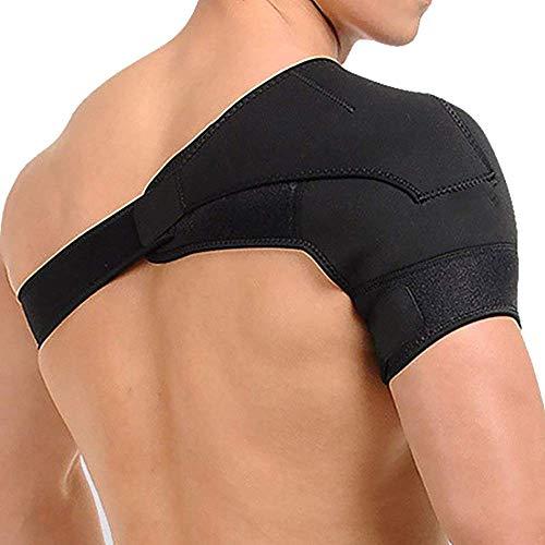 SOFIT Verstellbare Schulterbandage, Neopren Schulterstütze für Verletzungsprävention und Genesung, arthritische Schultern, Sehnenentzündungen, Sportverletzungen, Passend für Linke oder Rechte Schulter