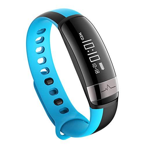 GONGYBZ Smart Watch for Kids Girl Women Lady Swim, cardiofrequenzimetro con indicatore di Esercizio aerobico, misuratore di Calorie Impermeabile, Braccialetto Intelligente con Sonno