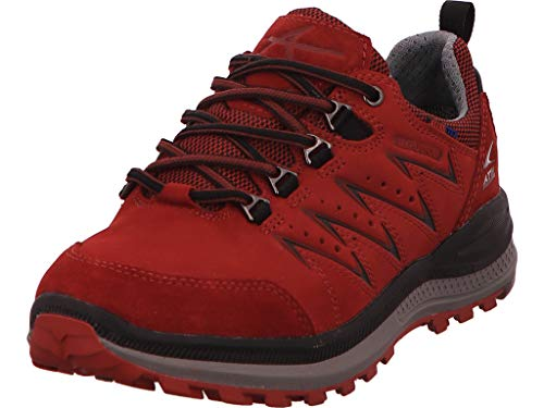 Allrounder by Mephisto Womens SEJA-TEX Cross Trainer, Chili Pepper, 41 EU