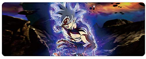 MOUSEPADBD Muispads, Dragon Ball Anime800 mm X 300 mm X 3 mm, spel muismat voor PC B