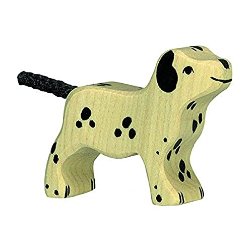 Holztiger Dalmatiner, stehend, klein, 80063