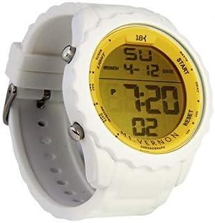 Relógio Digital Unissex Emborrachado 18k