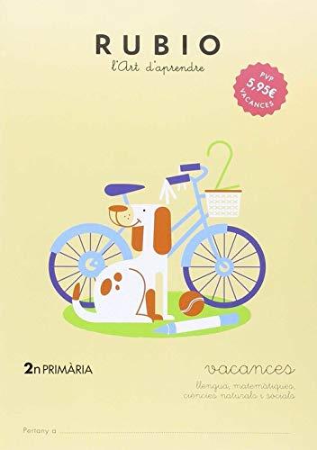 Vacances RUBIO 2n Primària (català): 3 (Vacances RUBIO (català))