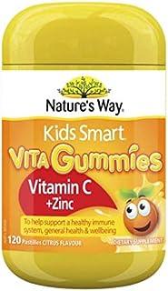 Nature's Way Kids Smart Vita Gummies Vitamin C + Zinc 120 Gummies
