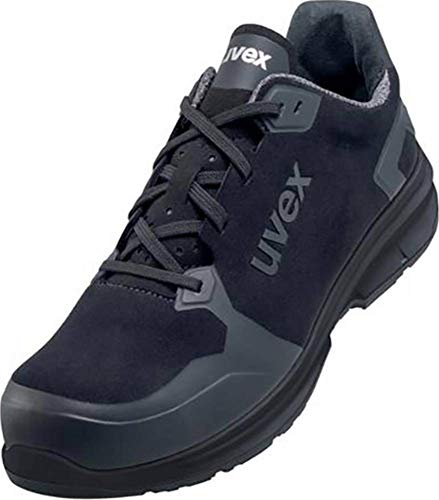 Uvex 1 Sport Arbeitsschuhe - Sicherheitssneaker S3 SRC ESD - Schwarz - Gr 43
