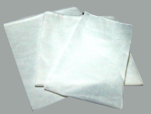 不織布 袋 白 大判 3サイズ 12枚セット
