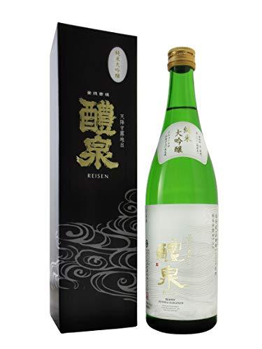 醴泉 (れいせん) 純米大吟醸 720ml