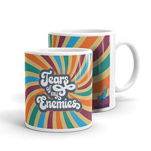 Coffee Mugs With Funny Sayings by FUUNICORNS – Novelty Ceramic Coffee Mugs – Multiple Sayings to...