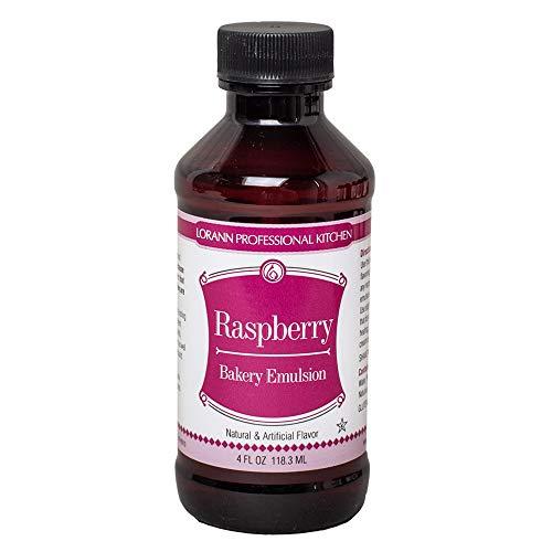 LorAnn Oils Emulsion, Raspberry, 4 Ounce
