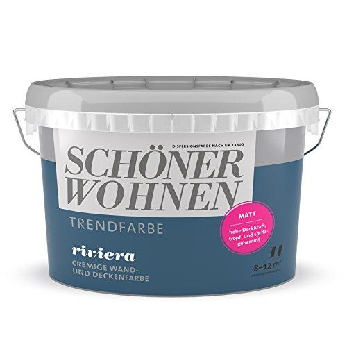 Schöner Wohnen Trendfarben Riviera 2,5 l matt - Touch Protect-Ausstattung