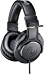 Audio-Technica ATH-M20X Professional Studio Monitor Headphones (Renewed)