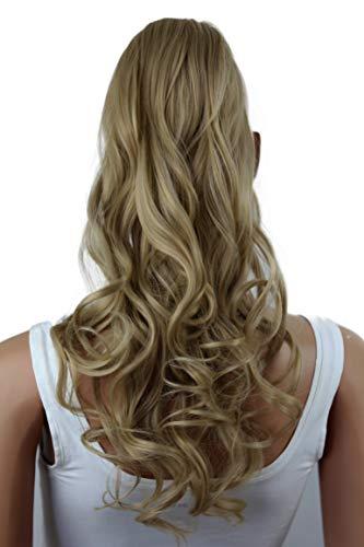 PRETTYSHOP Clip extensiones postizos ondulado cabello