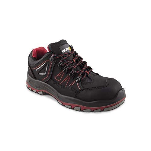 Zapato de Seguridad Outdoor Rojo S3 SRC