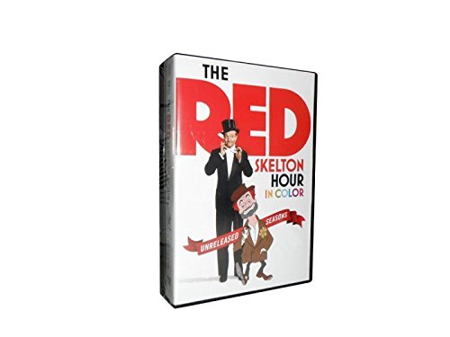 The Red Skelton Hour In Color: 11 Dvd Collection Time Life