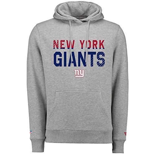 Fanatics NFL Football Hoody Sweater New York Giants NY Kaputzenpullover Fade Out Graphic Hoodie (XXL)