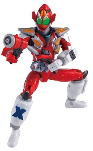 Kamen Rider Fourze Module Change 03 Fire States