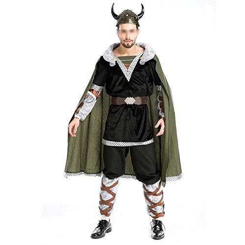 Costumi alla moda di Halloween, costumi di Halloween Splendido e festosa vestito da partito stile di abbigliamento Hobbit uomini costume di ruolo del toro demone Halloween Costumi di Halloween comodi