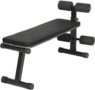 マルチシットアップベンチ 腹筋 背筋 ダンベルプレス用 折りたたみ フラットベンチ リーディングエッジ ESFB-004 LE-B40
