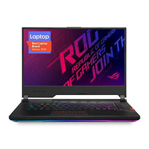 ASUS ROG Strix SCAR 15 G532LWS-DS76 - Core i7 10875H / 2.3 GHz - Win 10 Home 64-bit - 16 GB RAM - 1 TB SSD NVMe - 15.6u0022 1920 x 1080 (Full HD) @ 240 Hz - GF RTX 2070 SUPER / UHD Graphics 630 - Bluetooth, Wi-Fi - black