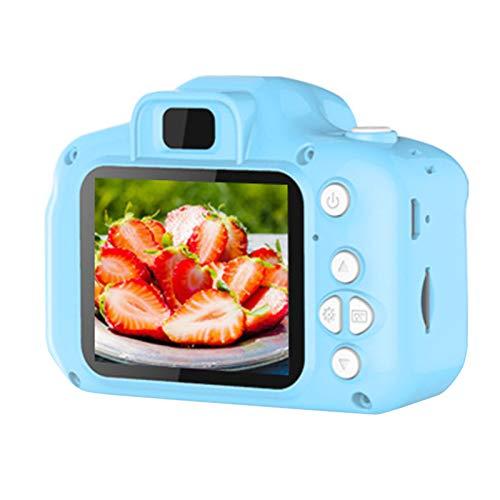Rehomy Cámara digital, cámara digital de 2.0 pulgadas, pantalla TFT para niños y niñas, regalo