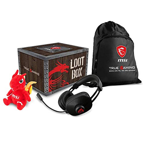 MSI Loot Box Pack 2018 WW (Level 2, GT-/GS-/GE-Serie)