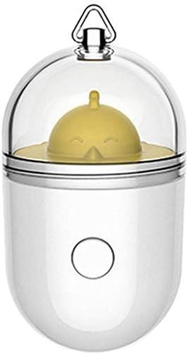 GWM Ultrasons électroniques Anti-Moustiques Portable Ménage Extérieur Enfants Insectes Répulsif Moustique Tueur (Couleur   Le Jaune)