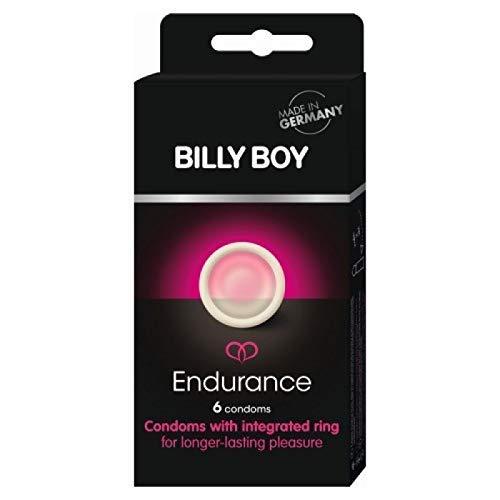 Billy Boy Endurance (Länger Lieben) Kondome mit Ring (6)