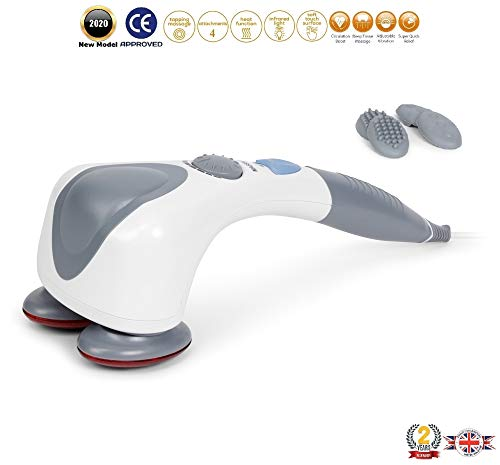 EGO Plus® Body Massager (2020 New Model) – Electric, Portable and...