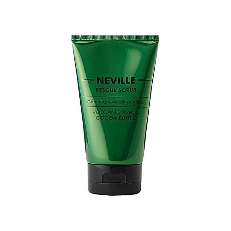 さまようラベル発症Neville Rescue Scrub 125ml (Pack of 6) - ネビル救助スクラブ125ミリリットル x6 [並行輸入品]
